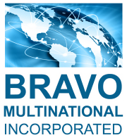 Bravo Multinational Logo
